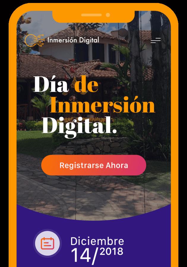 Preview Día de Inmersión Digital